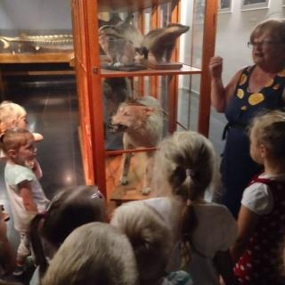 Wyprawa do Muzeum Mazowieckiego